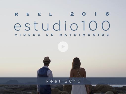 Estudio100 – Reel 2016 (03:23)