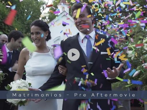 Cristina y Gerardo – Pre Aftermovie (01:24)
